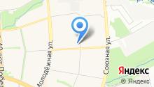 MyLab на карте
