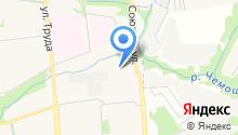 ProСТО Сервис на карте