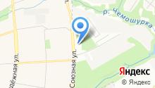 MELOMAN на карте