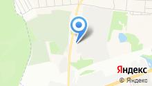 Завьяловский тепличный комбинат на карте