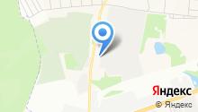 тепличный комбинат Завьяловский на карте