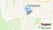ГосАптека, ГУП на карте