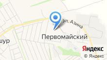 УК в ЖКХ Первомайская на карте