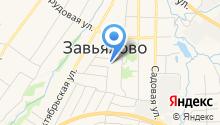 ДЮСШ Завьяловского района на карте