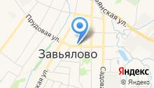 Прокуратура Завьяловского района на карте