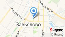 КлубOK на карте