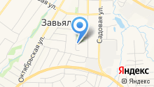 Межпоселенческая централизованная библиотечная система Завьяловского района на карте