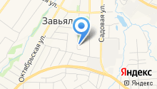 Центр внешкольной работы Завьяловского района на карте