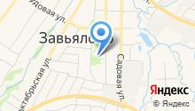 Администрация Завьяловского района на карте