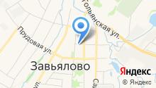 Завьяловский районный суд на карте