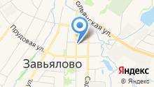 Управление образования Администрации Завьяловского района на карте