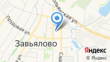 Удмуртская мусороперерабатывающая компания на карте