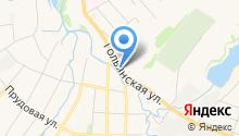 Гиперсет-Ижевск на карте