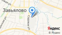 ПиФФчанскиЙ на карте