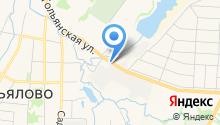 РосЕвроплант, ЗАО на карте
