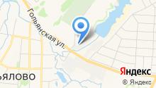 Удмуртский электроремонтный завод на карте