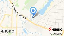 БлокИж на карте