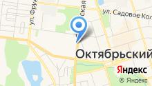 Уральский стандарт на карте