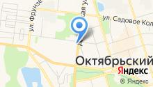 Башкирская республиканская коллегия адвокатов, НО на карте