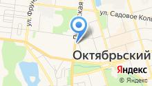 Вэк на карте