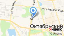 Нотариус Матвеенко Л.А. на карте