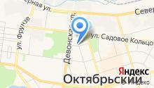 Торгово-промышленная палата Республики Башкортостан на карте