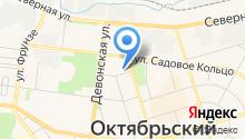 Башнефть - Петротест на карте