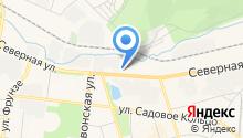 МеталлСервис, ЗАО на карте