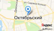Интер мода на карте