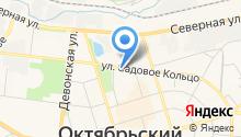 Black Gold на карте