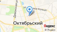 Фамилия на карте