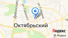 Аструм на карте