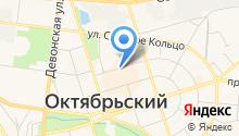 Минольта на карте