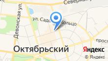 Avadoor на карте