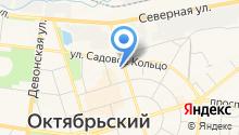 Усадьба Масловых на карте