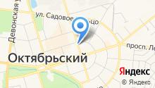 Радиолюбитель на карте