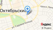 S-ТУР на карте