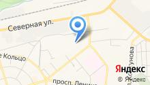 Гуля Ахунова на карте