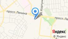 Центр восстановительного лечения и реабилитации на карте