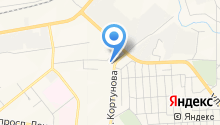 ТомоГрад на карте