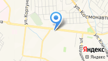 Куш-Буляк на карте