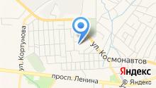 Октябрьский завод металлоконструкций на карте