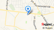 sPRINTER на карте