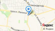 Шапкин дом на карте