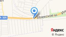 Кривошеев А.А. на карте