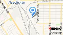 MegaZvuk Technology на карте