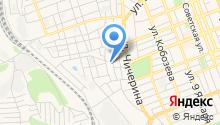 ЗАГС г. Оренбурга на карте