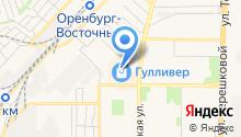 OrinkO на карте