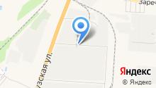 Krovelson на карте