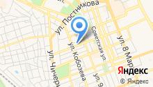 GARIBOFF на карте
